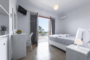 Double Room Sea View, Apartments Maria, Epidavros, hotels, Studios, Epidaurus, rooms, beach