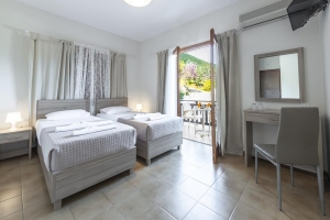 Twin Garden View, Apartments Maria, Epidavros, hotels, Studios, Epidaurus, rooms, beach